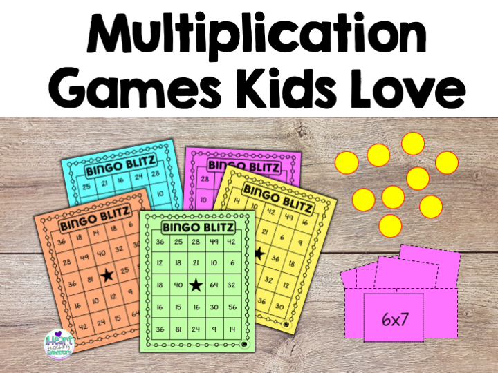 It is a picture of Remarkable Multiplication Facts Games Printable